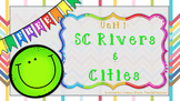 FREE! SC Rivers and Cities Unit: PowerPoint, lesson plans, quiz, & project
