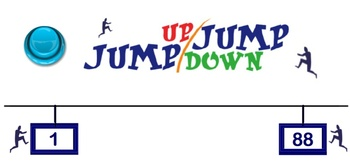 SMARTBOARD GAME: Jump Up / Jump Down