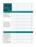 """FREE SNEAK PEEK of """"Cheat Sheet"""" Standards Assessment Checklist!!"""