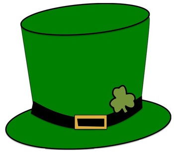 FREE  ST. Patrick's Day Clip Art  (PNG format, transparent backgrounds)