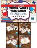 FREE STAR READY 4th Grade Reading Task Cards {TEKS-aligned}