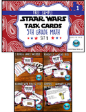FREE STAR READY 5th Grade Math Task Cards {TEKS-aligned}