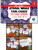 FREE STAR READY 5th Grade Reading Task Cards {TEKS-aligned}