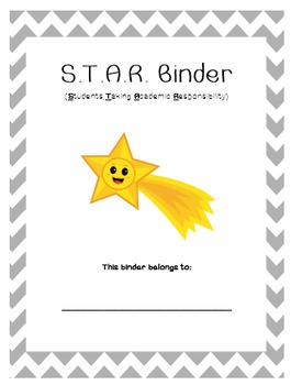 FREE STAR Binder Cover