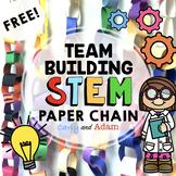 FREE Paper Chain STEM Activity
