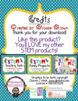 FREE STEM/STEAM Pennant Banner