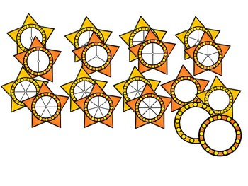 FREE SUN SPINNERS AND FRAMES- SUMMER CLIP ART -COMMERCIAL USE