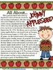 FREE Sample From Johnny Appleseed ~ An Apple Thematic Unit