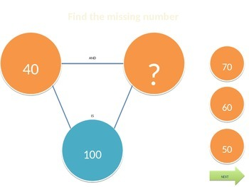 FREE Sample: Number Relations 10s & 100s