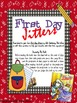 FREE Sample from First Day Jitters ~ Back To School Activity Unit