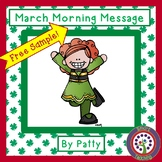 FREE Sample of March Morning Message