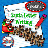 FREE Santa Letter Writing  /  Letters to Santa / Christmas Writing