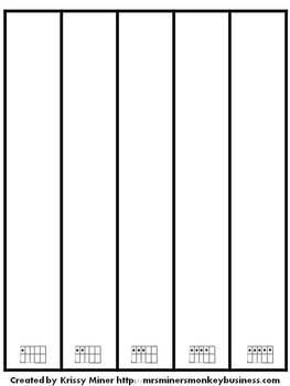 FREE Santa Puzzle Sequencing Ten Frames or A Sentence