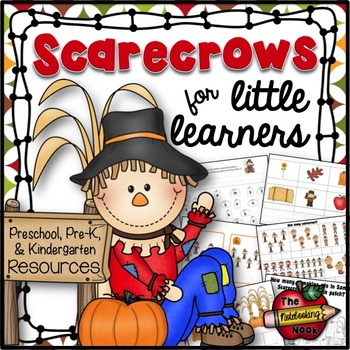 Scarecrows Activity Pack
