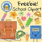 FREE School Clip Art - Katrina Keegan Clips - BIG SET (48