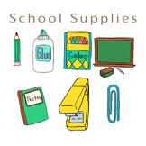 FREE!  School supplies  (Juan De La Cruz Digital Clipart)