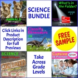 FREEBEES PRINTABLES - Science Bundle Excerpt: Dinosaur Printable (K-6)