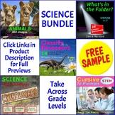 FREEBEES PRINTABLES - Science Bundle Excerpt: Dinosaur Printable (K-6)