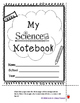 FREE Science Notebook Lab Pages for Primary Students