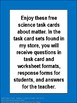 FREE Science Task Cards Matter