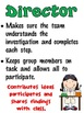 FREE Science variables and Job Roles posters