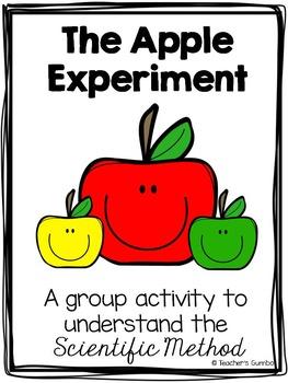 FREE Scientific Method Activity