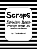 Scraps - Division with Remainder Game