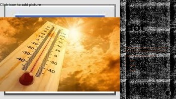 FREE Seasons & Weather Powerpoint