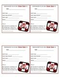 FREE: Secret Santa Tags/Questionnaire