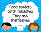 FREE Self-Correction Reading Posters