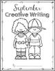 FREE September Creative Writing
