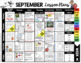 FREE September Lesson Plans for September - Back to School Activities Apples