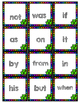 FREE! Shamrock Party: High Frequency Word Game