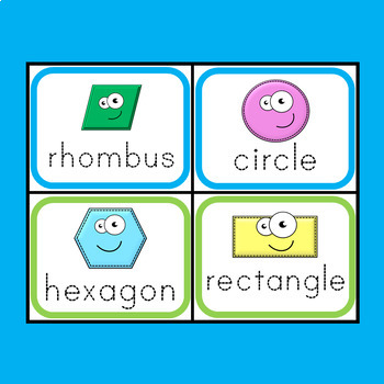 FREE Shapes Activities!
