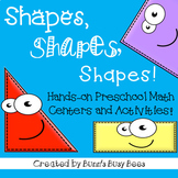 Hands-on Shape Activities Pack