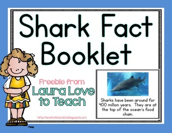 FREE Shark Information Text