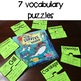 FREE Shark Vocabulary Puzzles