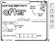 FREE Sight Word First Grade