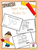 Sight Word Mini Book Freebie: Yo (Spanish)