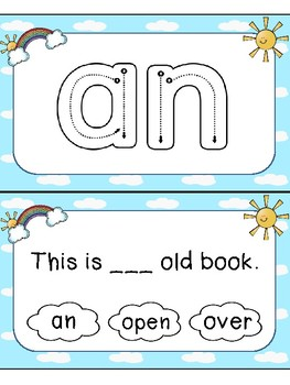FREE Sight Word Task Cards First Grade