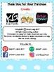 FREE Sight Word Task Cards Primer