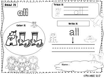 FREE Sight Words - Astronauts Edition {Kindergarten}