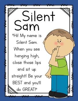 FREE Silent Sam Pack
