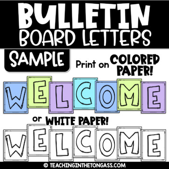 FREE Simply Skinny Borders Clipart Bundle