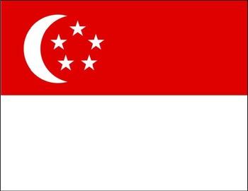 FREE - Singapore Flag