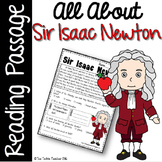 {FREE} Sir Isaac Newton Reading Passage