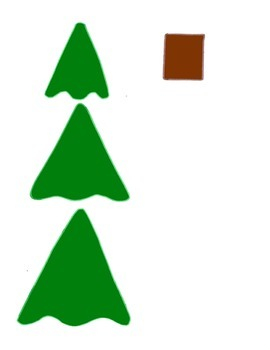 **FREE** Skip Counting Christmas/Holiday Tree