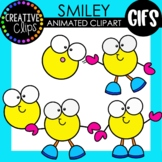 FREE Smiley GIFs: Animated Clipart (Creative Clips GIFs)