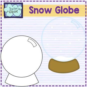 {FREE} Snow globe clipart