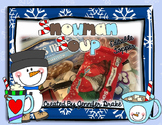 FREE Snowman Soup EDITABLE Topper